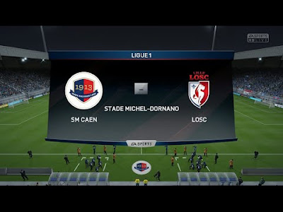 Lille OSC- Caen