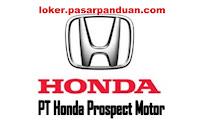 Lowongan Kerja PT Honda Prospect Motor Terbaru September 2019 (6 Posisi)