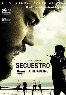 Kapringen (A Hijacking) 2012 DVD R2 PAL Spanish