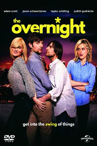 The Overnight [2015] [DVDR] [NTSC] [Latino]