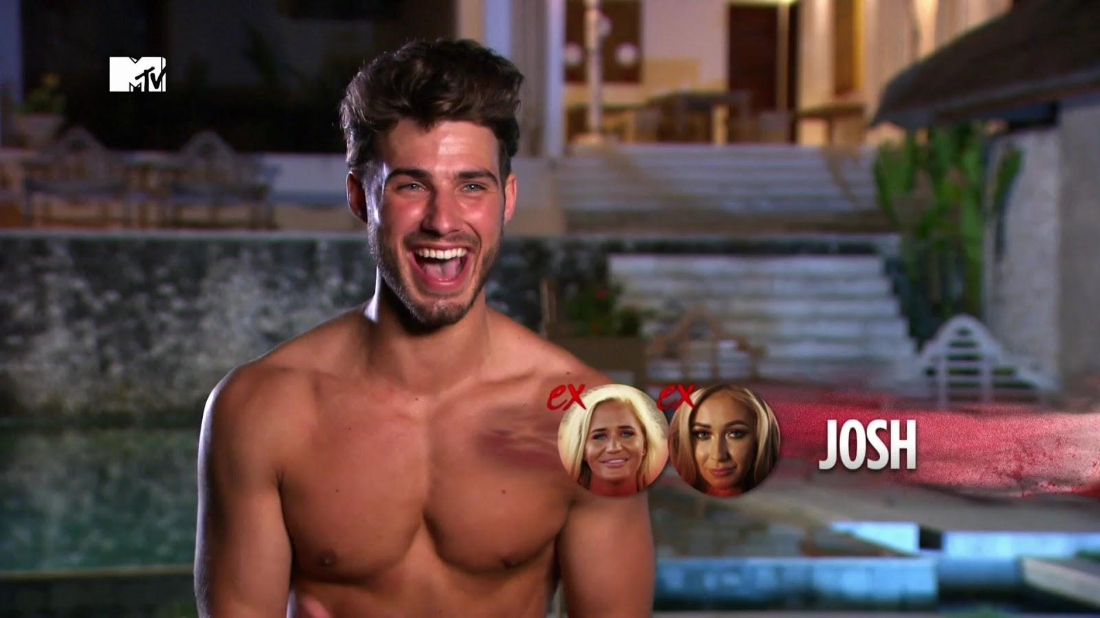 Casperfan Josh Ritchie Naked In Ex On The Beach S07-9115