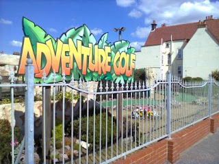 Fantasia Adventure Golf in Felixstowe, Suffolk