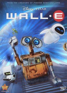 WALL E 2008 Dual Audio 720p BluRay