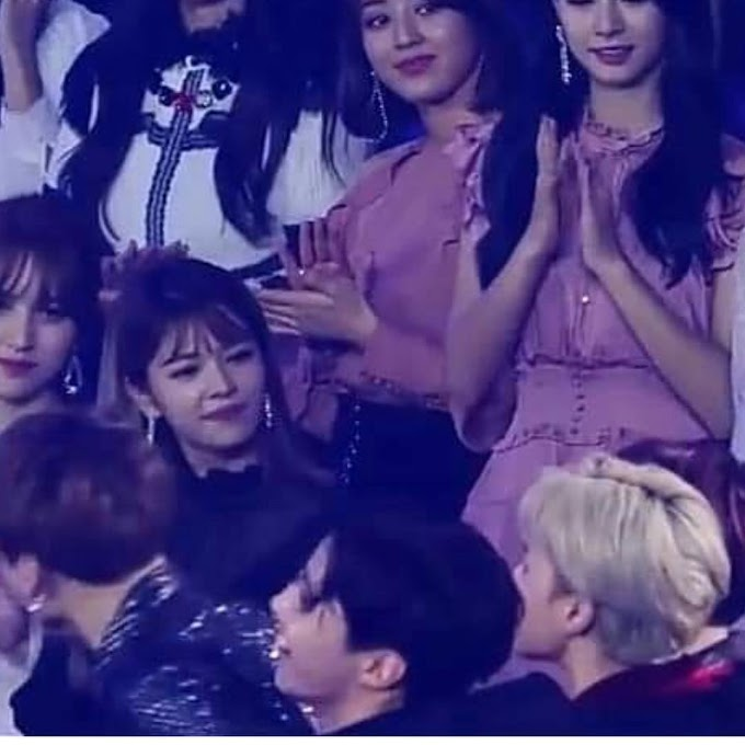 Jimin & Jeongyeon and the things we didn't notice