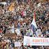 Miles De Personas Marchan Contra El Antisemitismo En Berlín