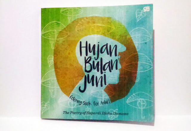 Hujan Bulan Juni Coloring Book for Adult