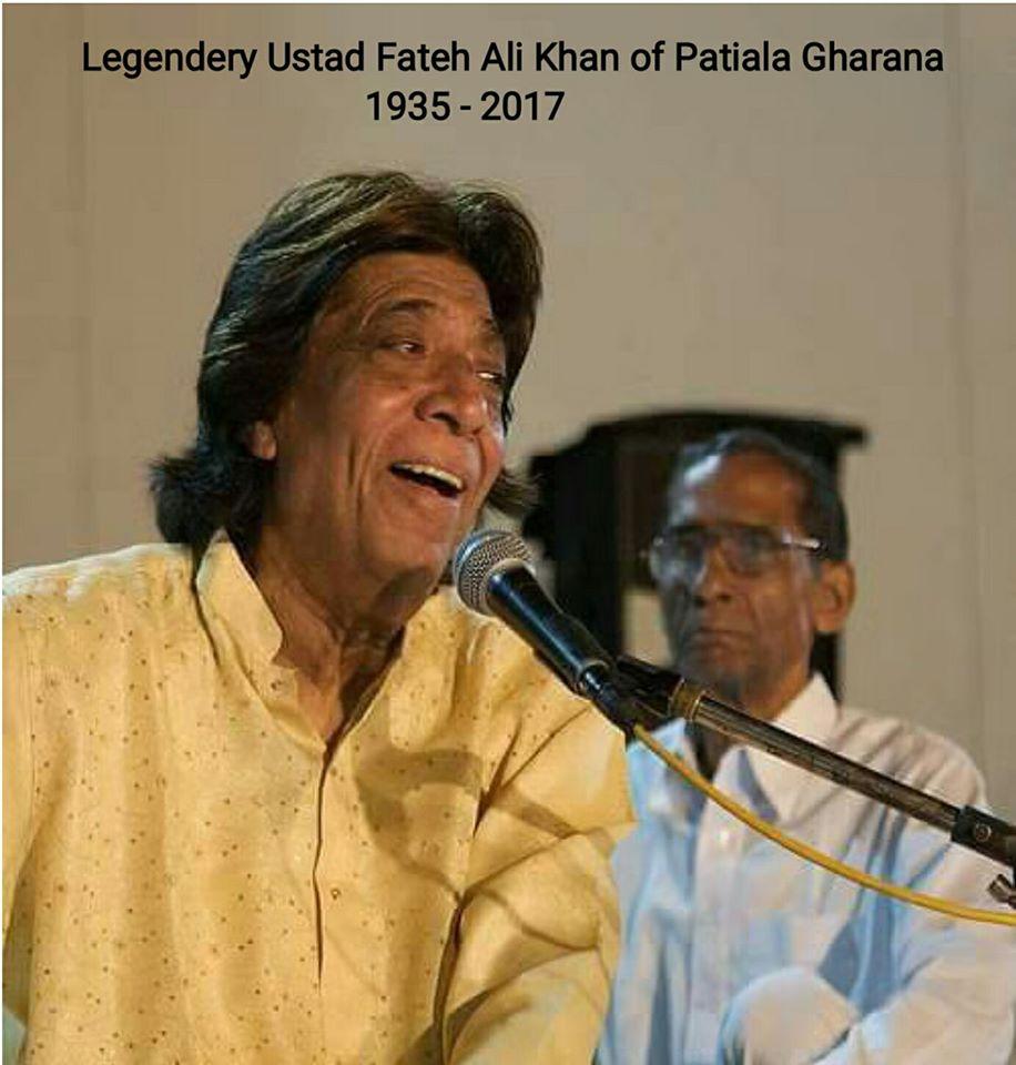 Bade Fateh Ali Khan