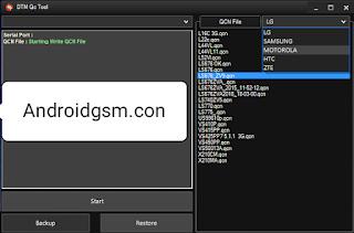 How To Download DTM QCN Tool, Repair Network, Imei Repair, Qcn Tool Free Download To Androidgsm