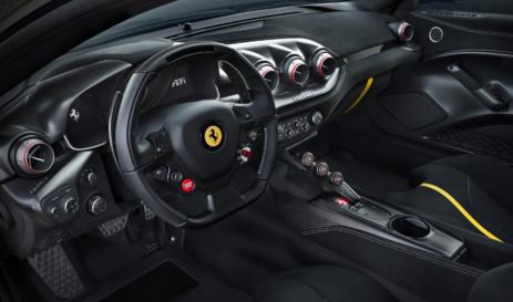 2017 Ferrari F12 Concept Review