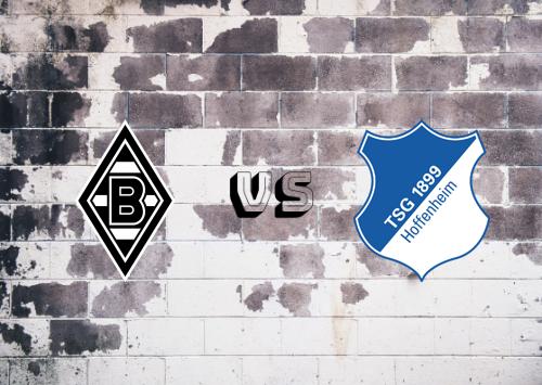 Borussia M'gladbach vs Hoffenheim  Resumen