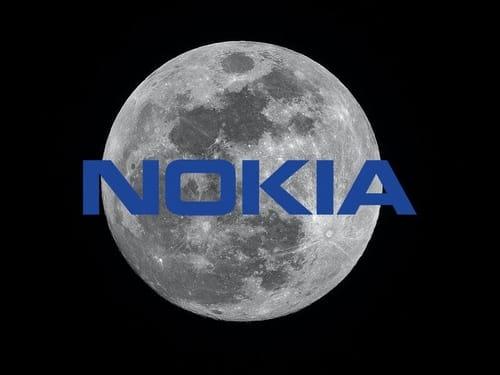 NASA uses Nokia to bring LTE to the moon
