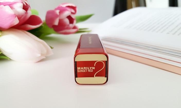 Max Factor czerwona szminka