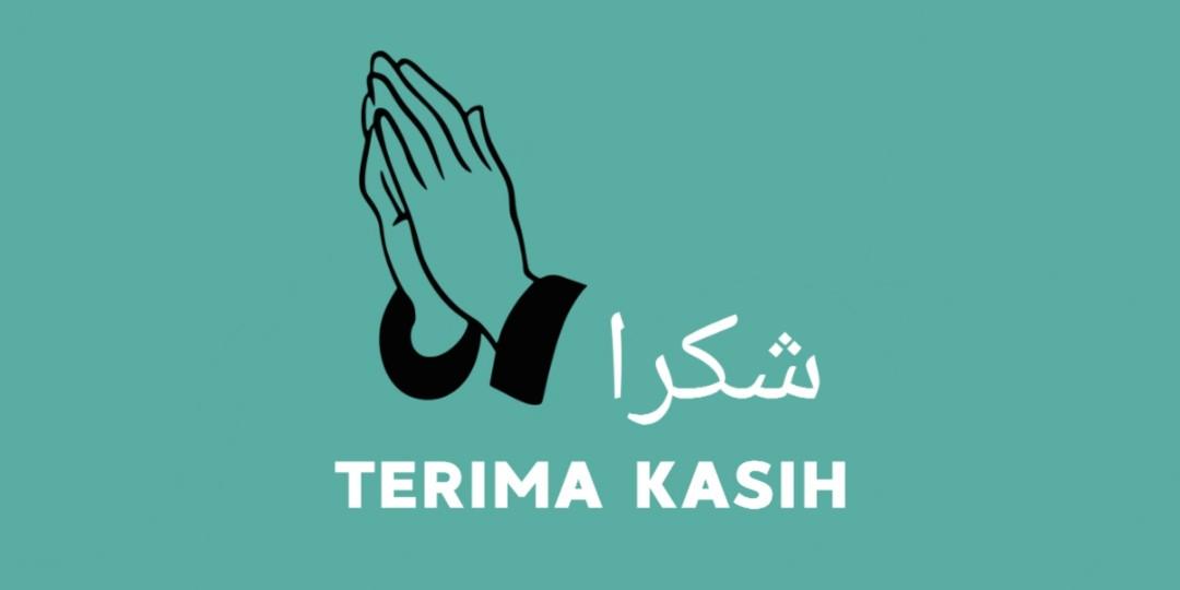 Ucapan Terima Kasih Islami Dalam Bahasa Arab
