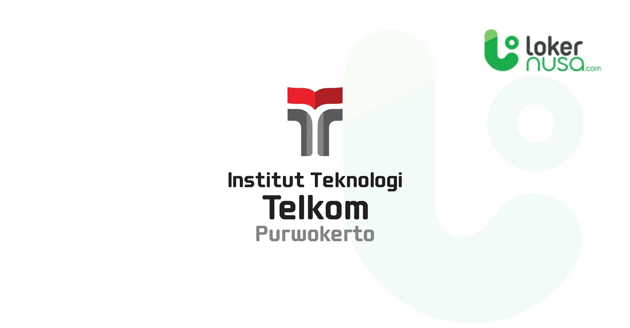 Lowongan Kerja Terbaru Institut Teknologi Telkom
