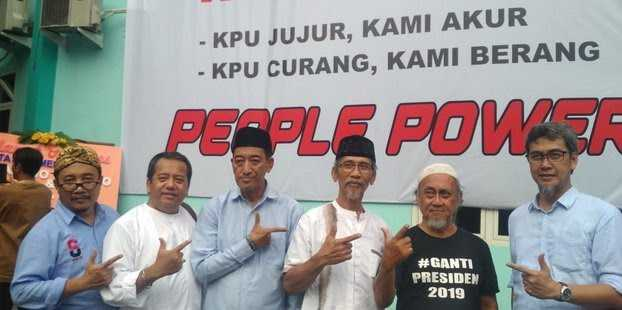 Gus Aam Tantang KPU Dan Bawaslu Bersumpah Mubahalah