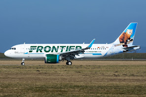 Latest A320N, Frontier