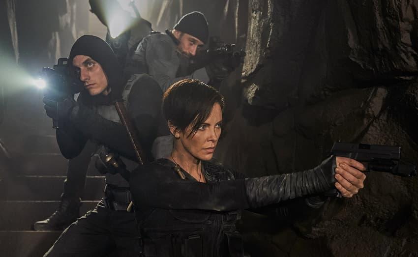 Netflix официально анонсировал кинокомикс «Бессмертная гвардия 2» с Шарлиз Терон