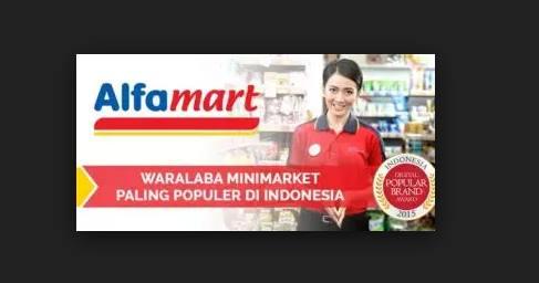 Minimarket Alfamart