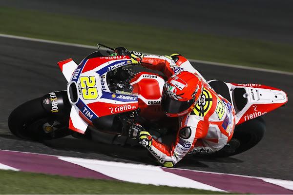 Ducati MotoGP 2016 Iannone test