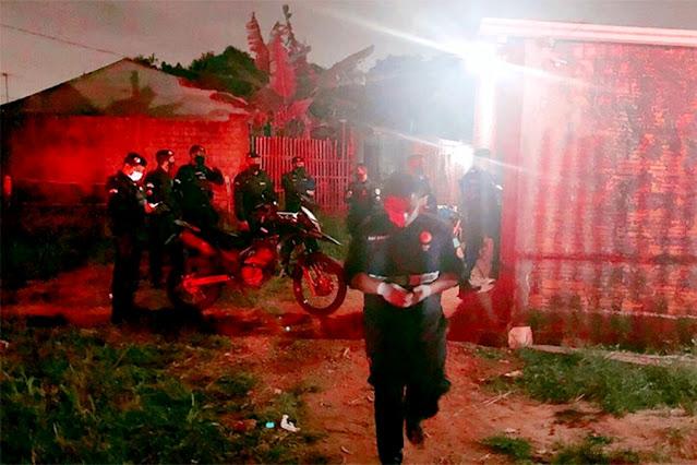 Três jovens são executados em casa da Zona Leste de Porto Velho