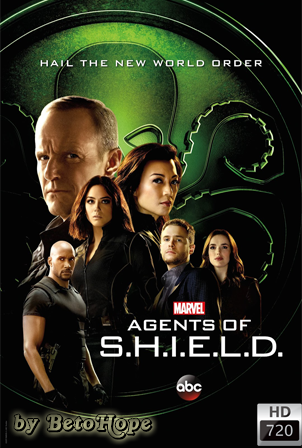Agents of SHIELD Temporada 4 [720p] [Latino-Ingles] [MEGA]