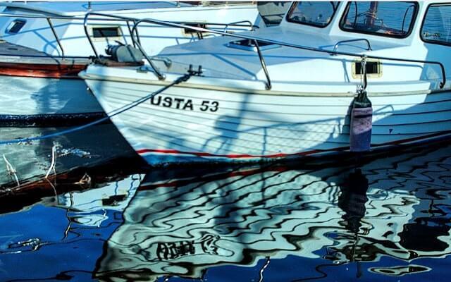 Limanda-bir-tekne