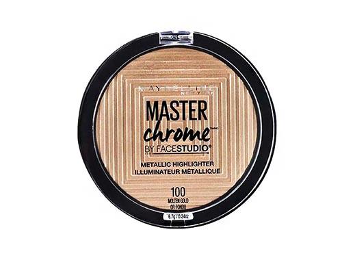 Maybelline Face Studio Master Chrome Metallic Highlighter