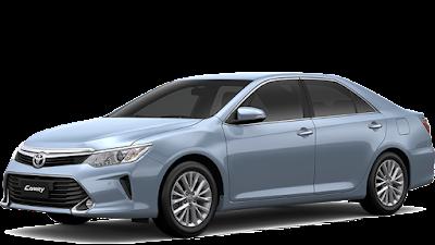Toyota Camry Indonesia, Mobil Dengan Fasilitas Menarik