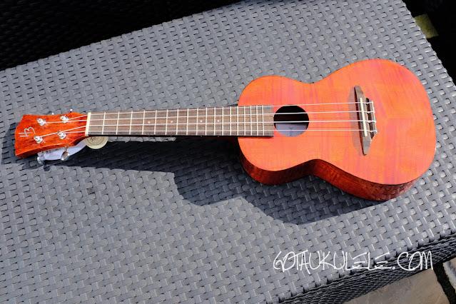 Harley Benton Kahuna CLU-42C ukulele