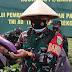 Panen Raya Holtikultura Komoditi (Tomat, cabe dan Terong Ungu) dengan menggunakan Bios 44 DC Kodim 0611 Garut Ta. 2020.
