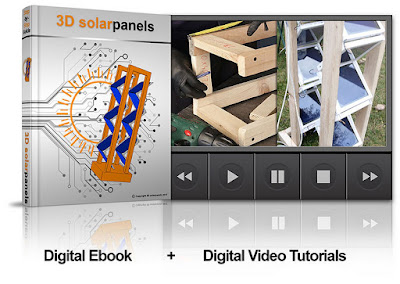 DIY 3D Solar Panels Video Guide