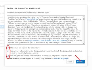 Iklan Adsense Di YouTube Dengan Mudah