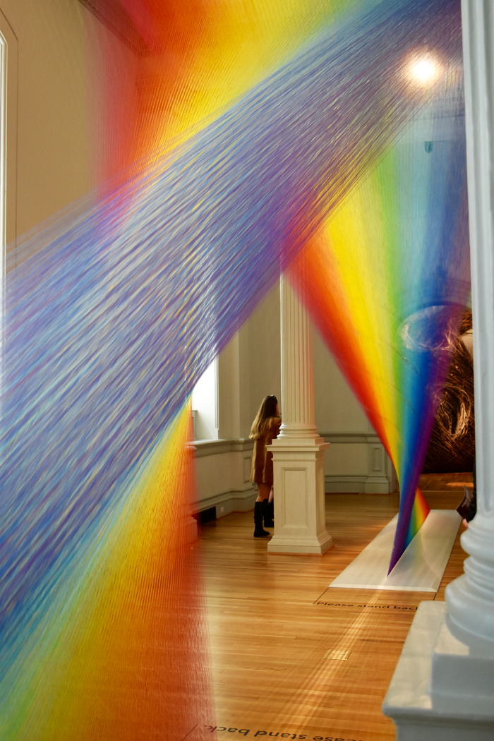 Renwick Gallery's Wonder Exhibit in DC