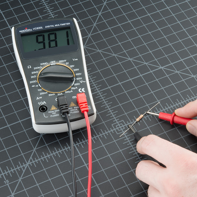 How to use a multimeter?