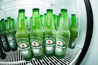 बीयर की बोतल हरे रंग की क्यों होती है ?