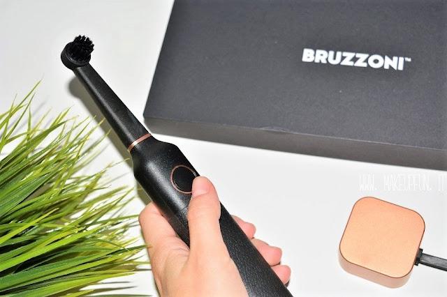 Bruzzoni: Lo Spazzolino Elettronico Di Design