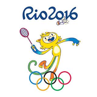 Bulu Tangkis di Olimpiade Rio 2016
