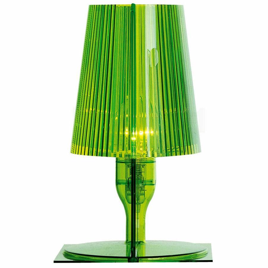 Kartell Green Take Lamp   moderndesigninterior.com
