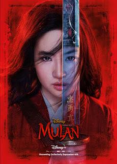 Mulan (2020) audio latino