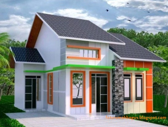 Galeri Foto Rumah: Foto Rumah Minimalis Type 36 Terbaru 2017