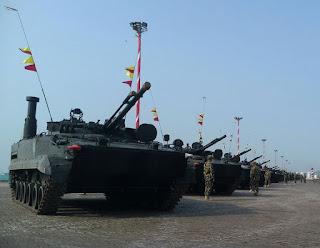 BMP-3F Marinir TNI AL
