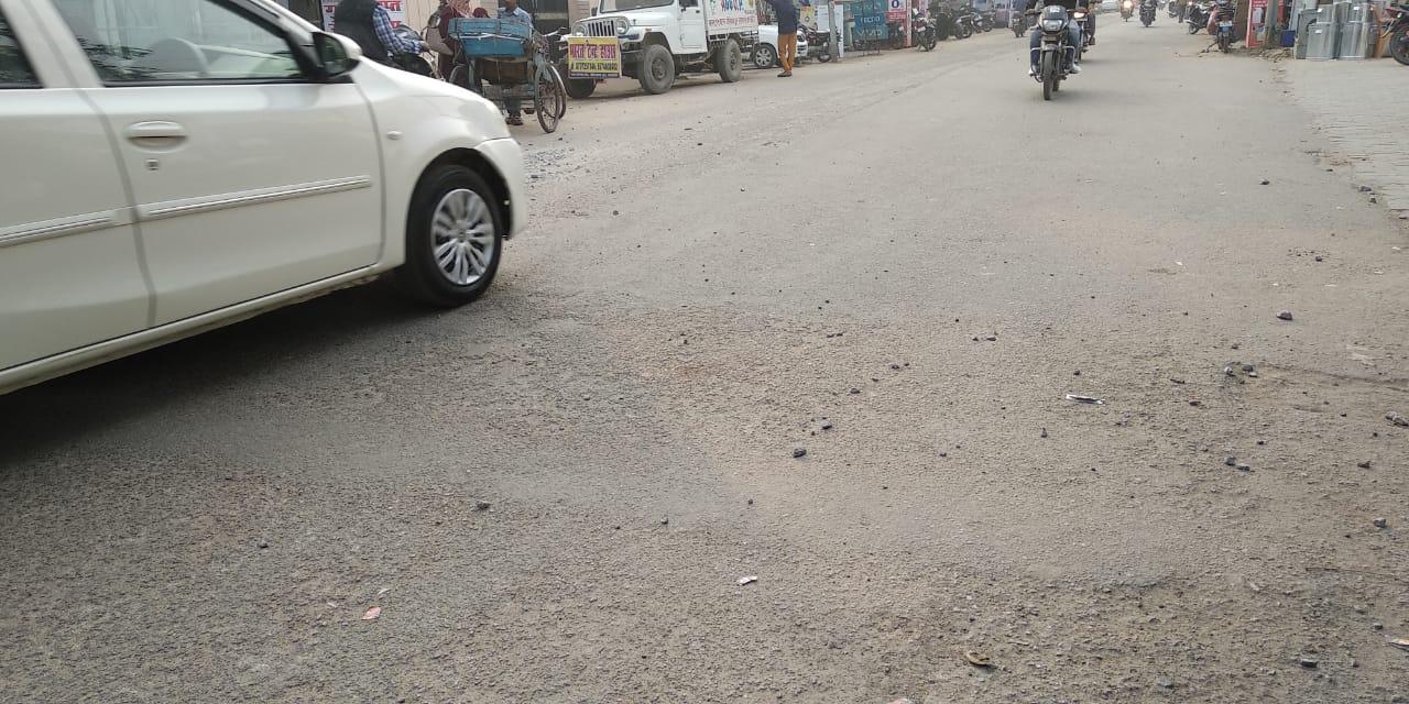 बाराबंकी : रविवार से शुरू होगा शहर की मुख्य सड़कों का निर्माण कार्य