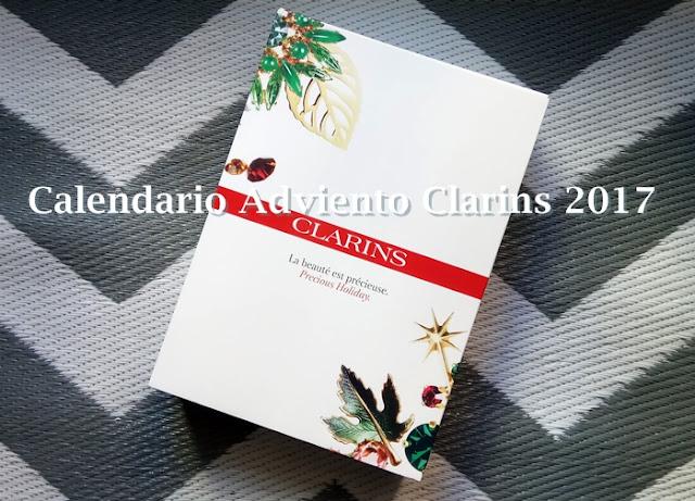 Calendario-Adviento-Clarins-2017-1
