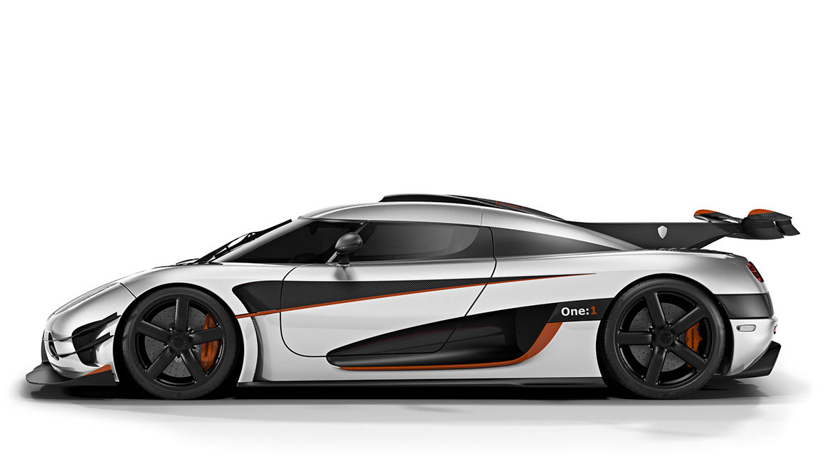 Siêu xe Koenigsegg One: 1 sẽ là megacar giá 7,1 triệu đô