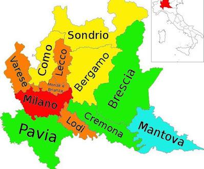 Luoghi da scoprire,attrazioni,itinerari in Lombardia