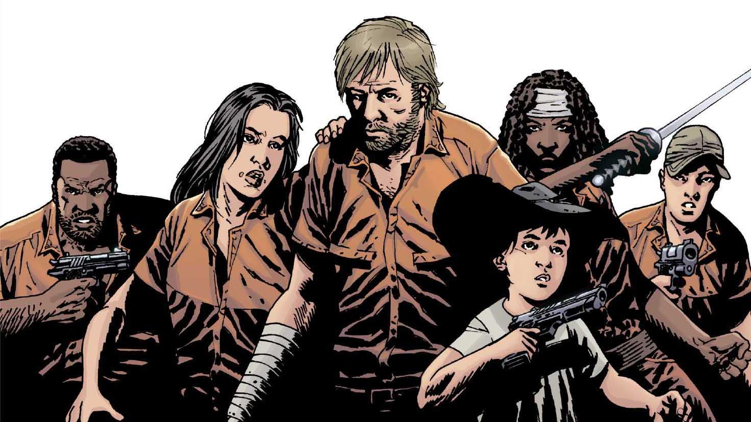 The Walking Dead: Compendium One by Robert Kirkman