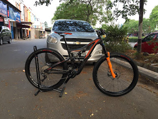 27.5 inch Specialized Stumpjumper Carbon XTR