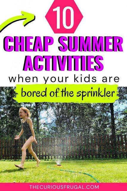 Cheap Summer Activities