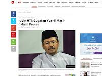 (Hoax) Yusril Ihza Mahendra Menangkan Gugatan HTI terhadap Pemerintah