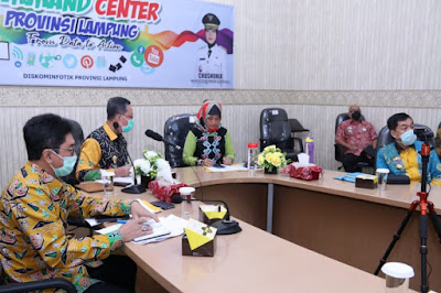Tangani Corona, Pemprov Lampung Kaji Realokasi Anggaran